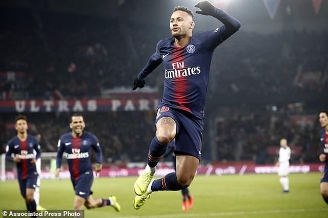 """Kết quả hình ảnh cho MU thăng hoa chờ """"vùi dập"""" PSG không Neymar - Cavani"""