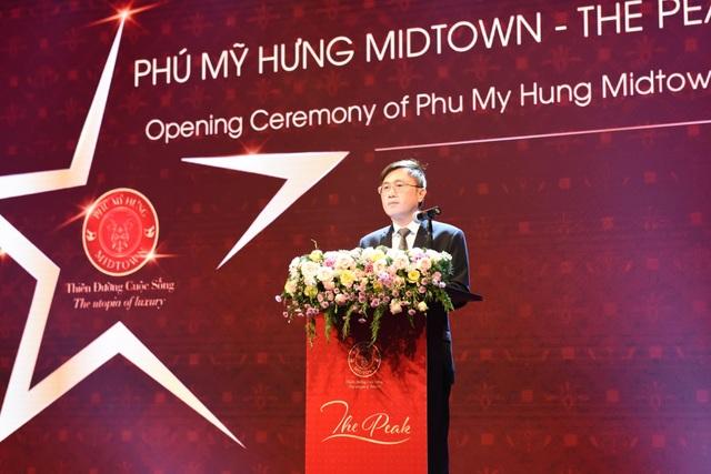 Khu phức hợp siêu sang đầu tiên ở Việt Nam ra mắt công trình cuối cùng - 3