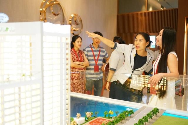 Khu phức hợp siêu sang đầu tiên ở Việt Nam ra mắt công trình cuối cùng - 4