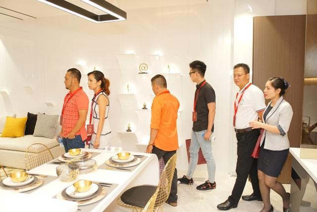 Khu phức hợp siêu sang đầu tiên ở Việt Nam ra mắt công trình cuối cùng - 5
