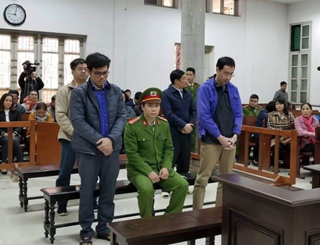 4 cựu lãnh đạo Cty lọc hoá dầu Bình Sơn bị đề nghị đến 30 năm tù - 1