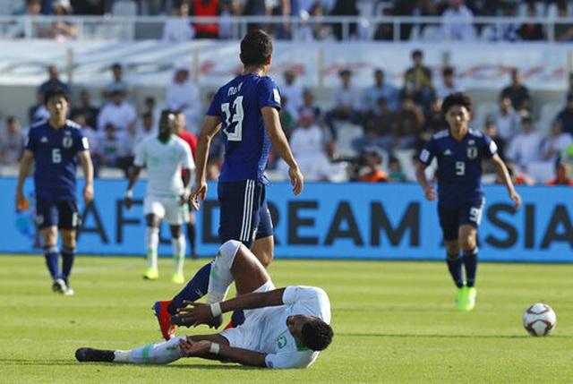 Hạ gục Saudi Arabia, Nhật Bản gặp tuyển Việt Nam ở tứ kết Asian Cup - 5