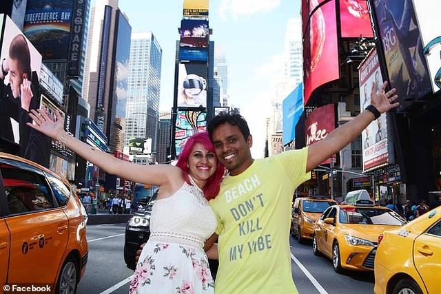 Cặp đôi blogger du lịch chết thảm vì mải chụp ảnh tự sướng - 2