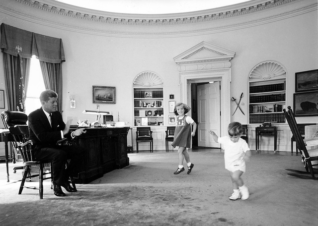 Kiến trúc sư thổi hồn vào hình ảnh tổng thống Mỹ sau bức tường Nhà Trắng - 1