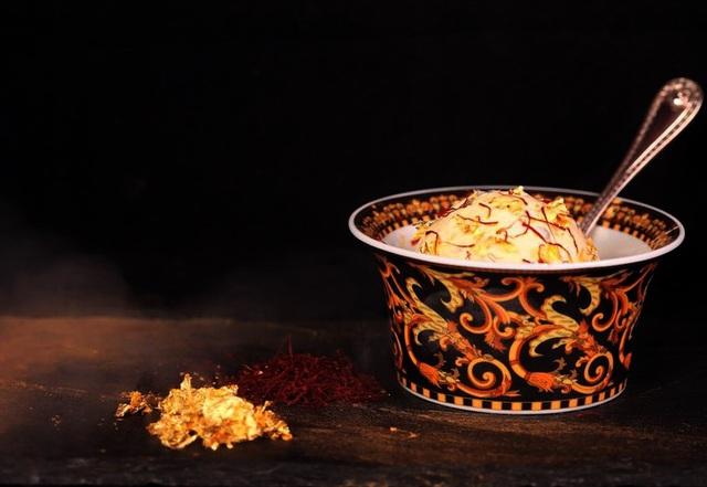 Những món ăn dát vàng siêu xa xỉ ở Dubai - 3