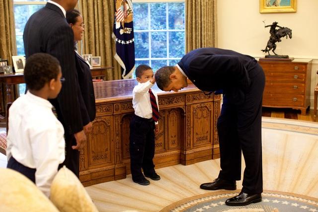 Kiến trúc sư thổi hồn vào hình ảnh tổng thống Mỹ sau bức tường Nhà Trắng - 2