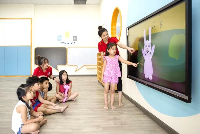 Bước tiến mới - Ứng dụng màn hình tương tác thông minh trong giảng dạy - 4