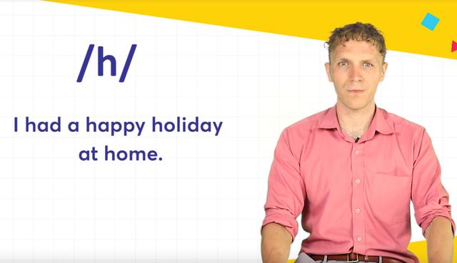 Học tiếng Anh: Phân biệt nhanh, chuẩn xác âm /h/ và /m/ trong 10 phút - 1