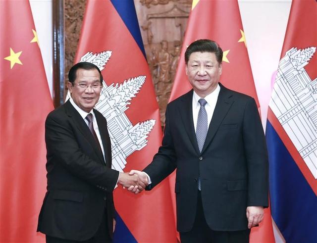 Trung Quốc viện trợ cho Campuchia - 1