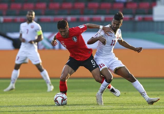 Chật vật hạ Bahrain sau 120 phút, Hàn Quốc giành vé vào tứ kết - 8