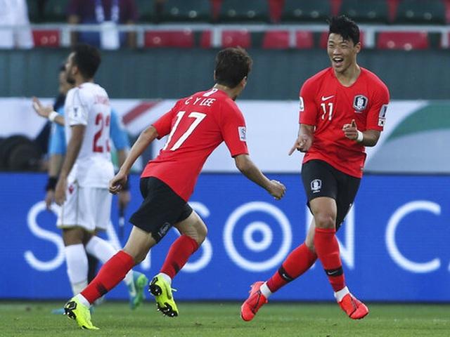 Chật vật hạ Bahrain sau 120 phút, Hàn Quốc giành vé vào tứ kết - 7
