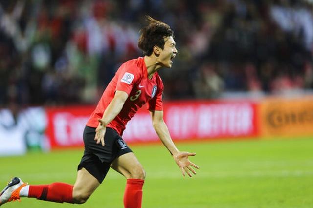 Chật vật hạ Bahrain sau 120 phút, Hàn Quốc giành vé vào tứ kết - 1