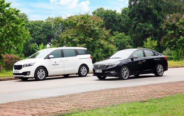 Dịch vụ đưa đón cư dân - tiện ích mới mẻ tại Rivera Park Hà Nội - 1