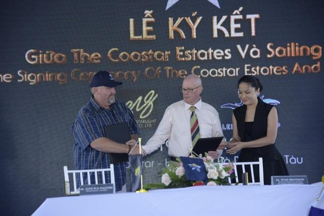 Lễ ký kết của dự án The Coaster Estate và Sailing Club Leisure Group - 1