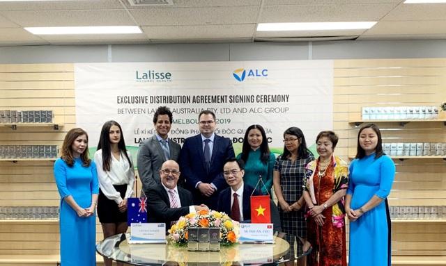 Các sản phẩm thương hiệu Lalisse Australia được phân phối chính thức tại Việt Nam - 1