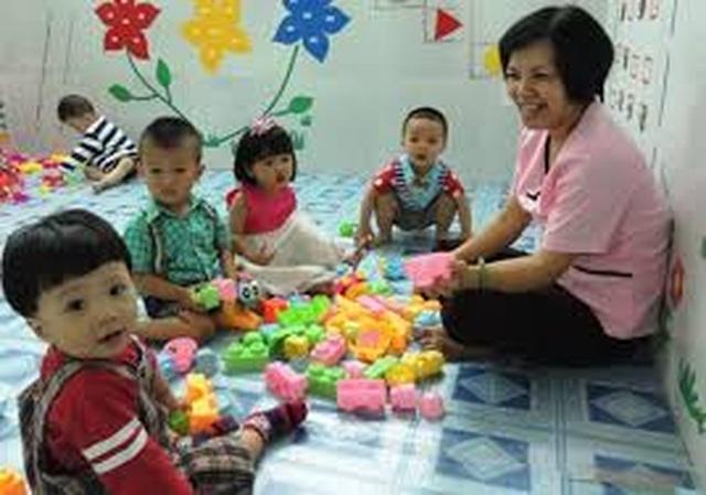 Phê duyệt Đề án đào tạo, bồi dưỡng nhà giáo và cán bộ quản lý giáo dục mầm non - 1