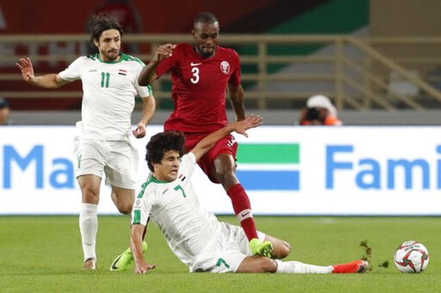 Đánh bại Iraq, Qatar đối đầu Hàn Quốc ở tứ kết - 9