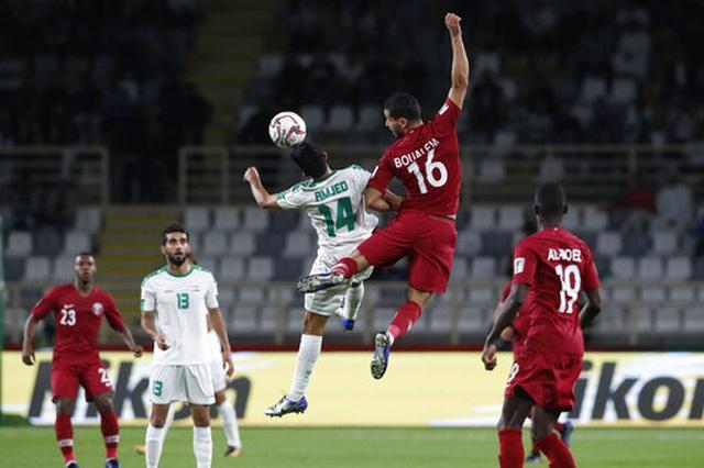 Đánh bại Iraq, Qatar đối đầu Hàn Quốc ở tứ kết - 7