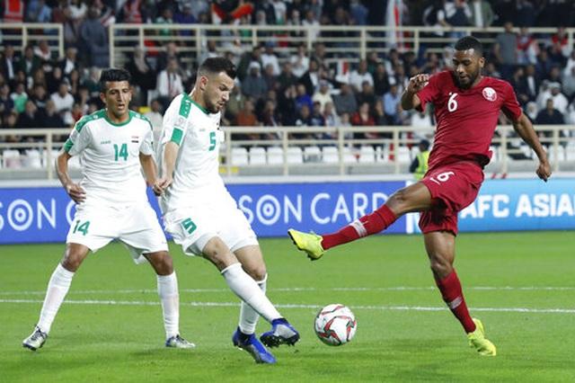 Đánh bại Iraq, Qatar đối đầu Hàn Quốc ở tứ kết - 10