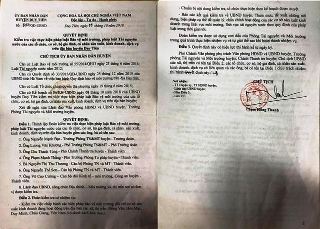 Hà Nam: Chủ xưởng gỗ kêu cứu tố bị cơ quan chức năng chèn ép! - 1