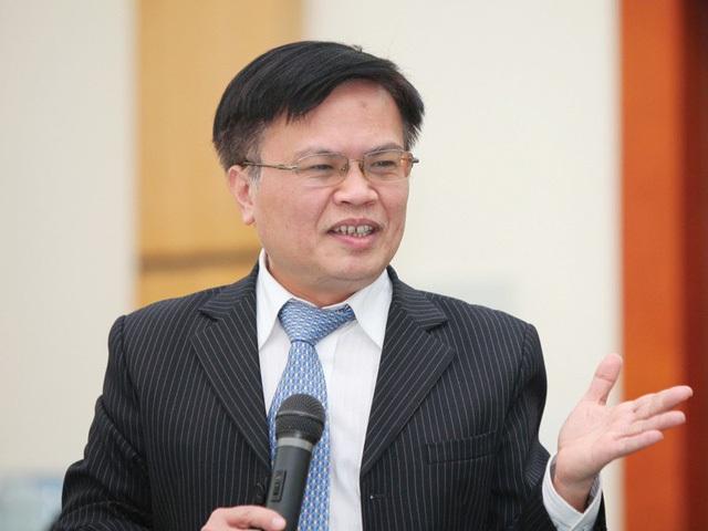 TS Nguyễn Đình Cung: Quen kiểu làm theo quy định, quy trình sẽ triệt tiêu mọi sáng tạo - 1