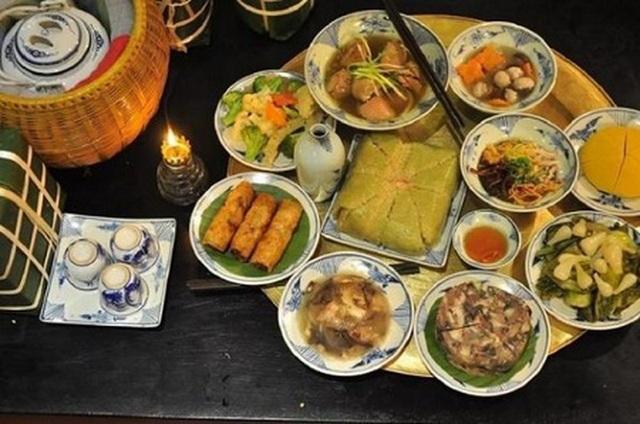 Những món ăn cầu năm mới may mắn, bình an của người dân khắp châu Á - 1