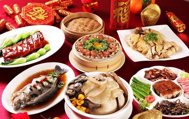 Những món ăn cầu năm mới may mắn, bình an của người dân khắp châu Á - 3