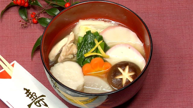 Những món ăn cầu năm mới may mắn, bình an của người dân khắp châu Á - 5