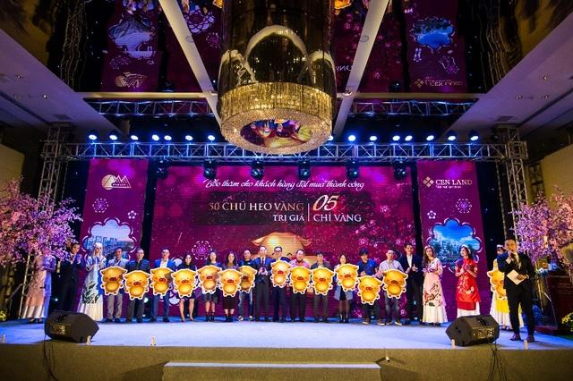 Khách hàng mua biệt thự, shophouse của Khai Sơn được tặng quà Tài – Lộc dịp Tết 2019 - 2