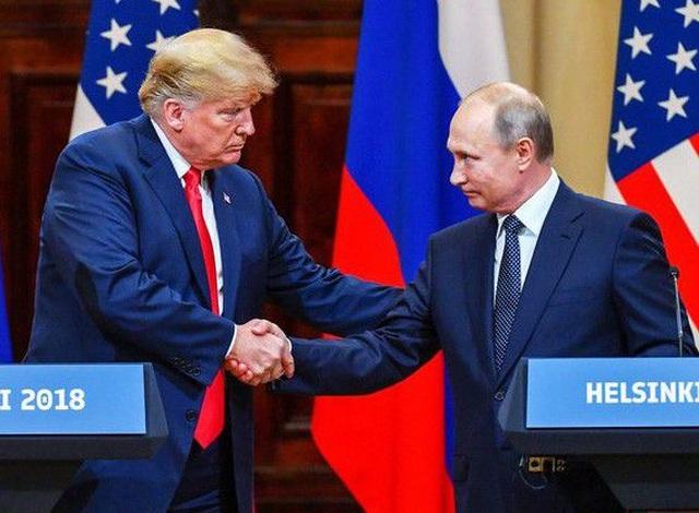 Ông Trump thực sự là tổng thống Mỹ cứng rắn nhất với Nga? - 1