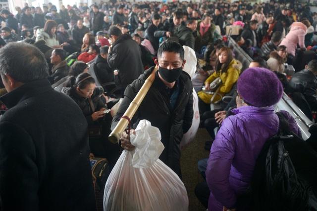 Trung Quốc bắt đầu đợt di dân lớn nhất hành tinh - 4