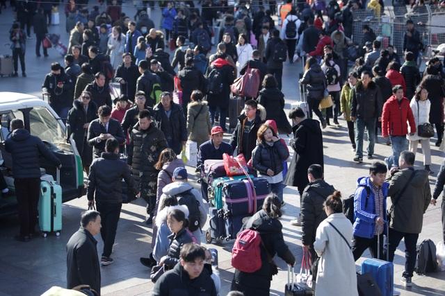 Trung Quốc bắt đầu đợt di dân lớn nhất hành tinh - 5