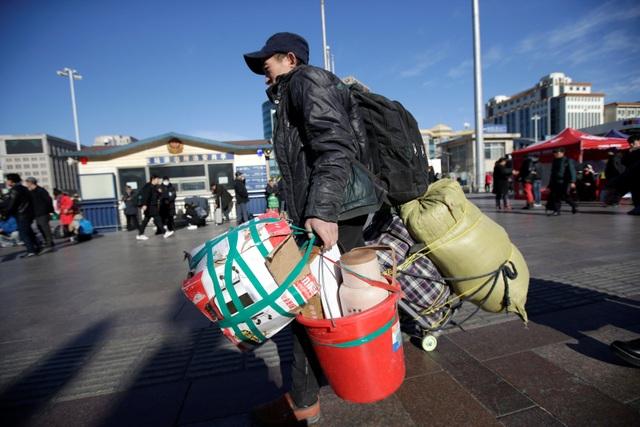 Trung Quốc bắt đầu đợt di dân lớn nhất hành tinh - 8