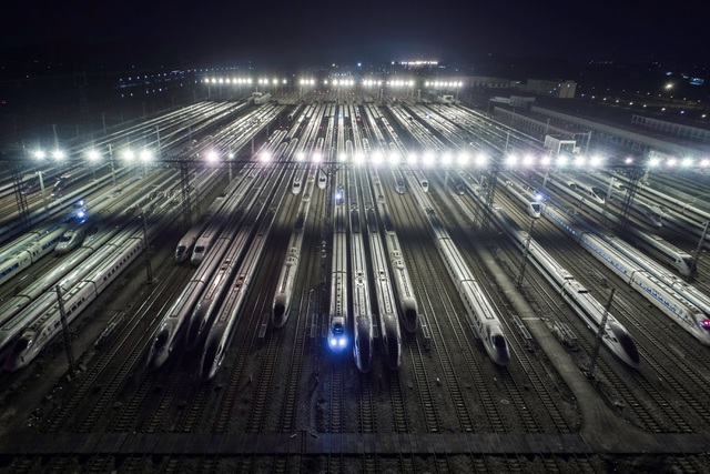 Trung Quốc bắt đầu đợt di dân lớn nhất hành tinh - 2