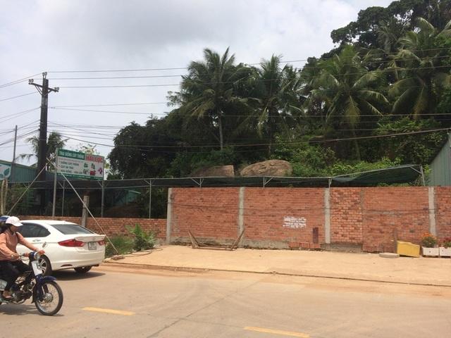 """Chủ tịch tỉnh Kiên Giang chỉ đạo làm rõ nghi án """"xẻo"""" gần 17.000m2 đất chùa ở Phú Quốc - 3"""