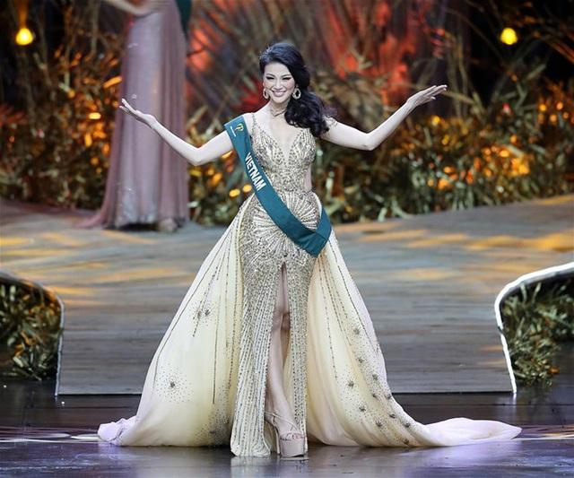 HHen Niê được chọn là hoa hậu trình diễn bikini xuất sắc nhất - 5