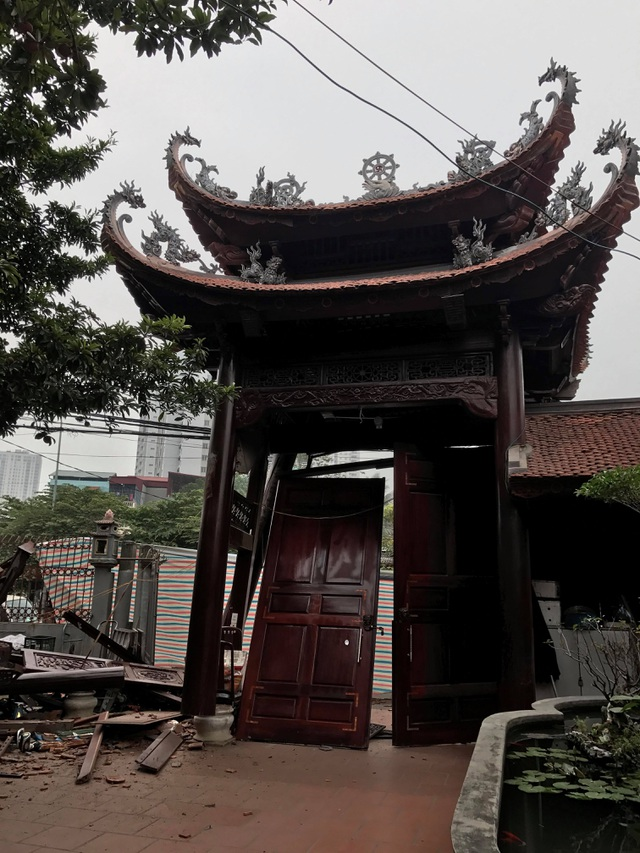 Hanoi: The gate of & # 39; s temple was in & # 39; night out - 3