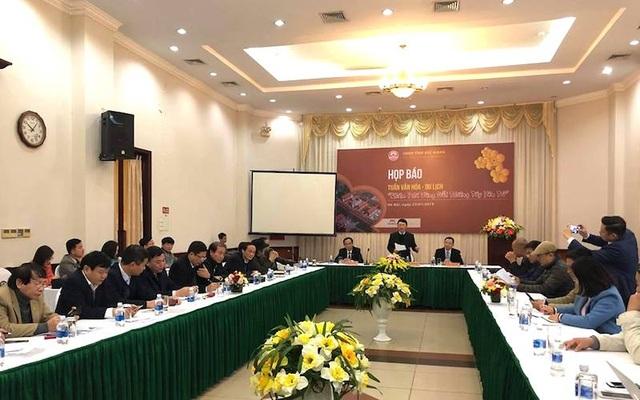 """Lên kế hoạch xây dựng sản phẩm du lịch tâm linh """"độc nhất vô nhị"""" tại Bắc Giang - 1"""