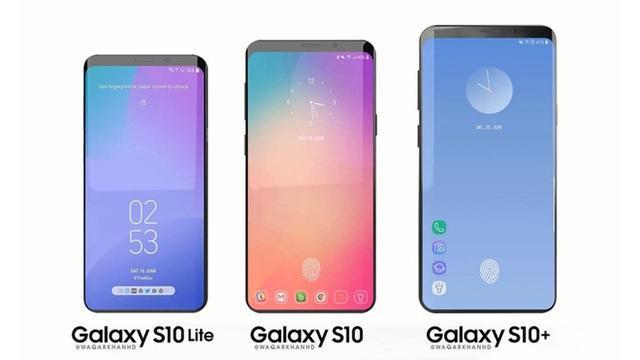 Phác họa chân dung Samsung Galaxy S10 qua các tin đồn - 1
