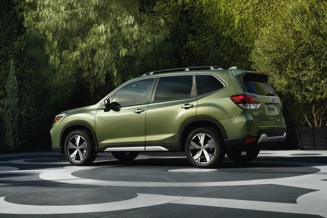 Nhiều xe bị lỗi, Subaru tạm ngừng sản xuất tại Nhật Bản - 1