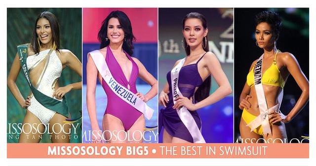 HHen Niê được chọn là hoa hậu trình diễn bikini xuất sắc nhất - 6