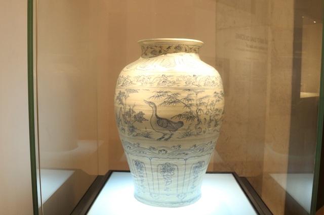 Chiêm ngưỡng cổ vật vớt từ tàu chìm dưới đáy đại dương Việt Nam - 11