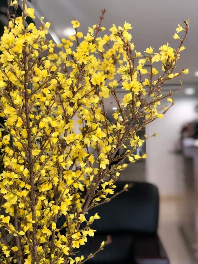 Cành hoa cây dại bên tây, đại gia Việt bỏ chục triệu chơi Tết - 4