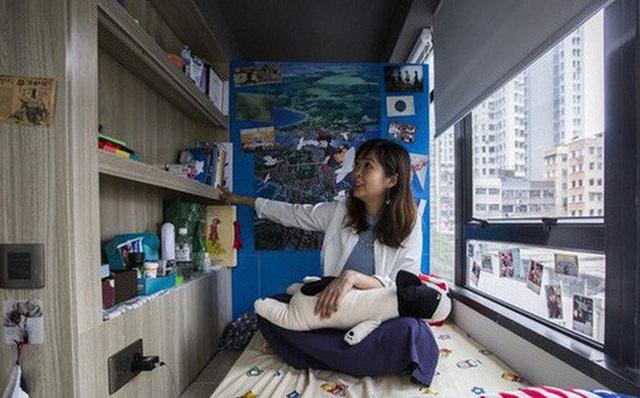 Căn hộ ở Hồng Kông có giá hơn 8,4 tỷ đồng chỉ bằng... bãi đậu xe nhỏ - 4