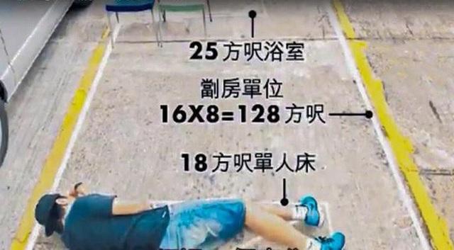 Căn hộ ở Hồng Kông có giá hơn 8,4 tỷ đồng chỉ bằng... bãi đậu xe nhỏ - 2