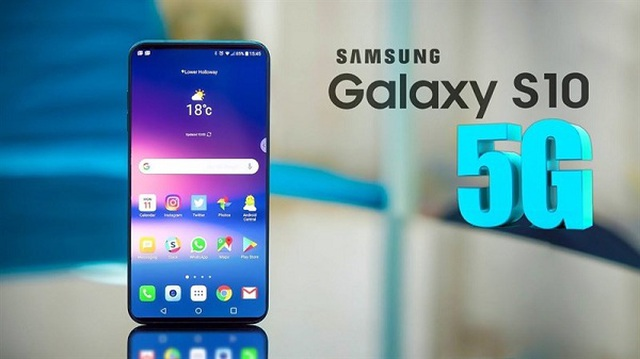 Phác họa chân dung Samsung Galaxy S10 qua các tin đồn - 8