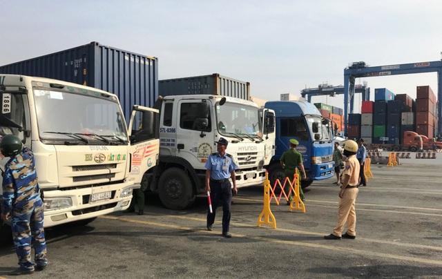 Phát hiện 3 tài xế container cảng phía Đông Sài Gòn sử dụng ma túy - 2