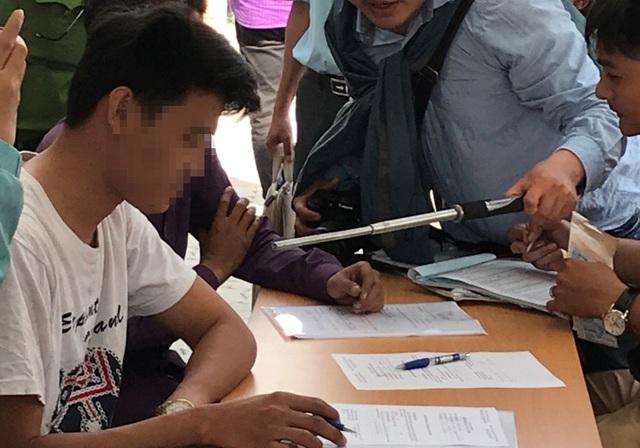 Phát hiện 3 tài xế container cảng phía Đông Sài Gòn sử dụng ma túy - 5