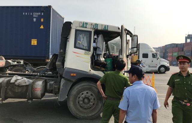 Phát hiện 3 tài xế container cảng phía Đông Sài Gòn sử dụng ma túy - 6