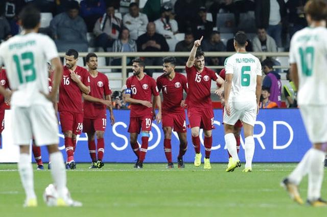 Đánh bại Iraq, Qatar đối đầu Hàn Quốc ở tứ kết - 3